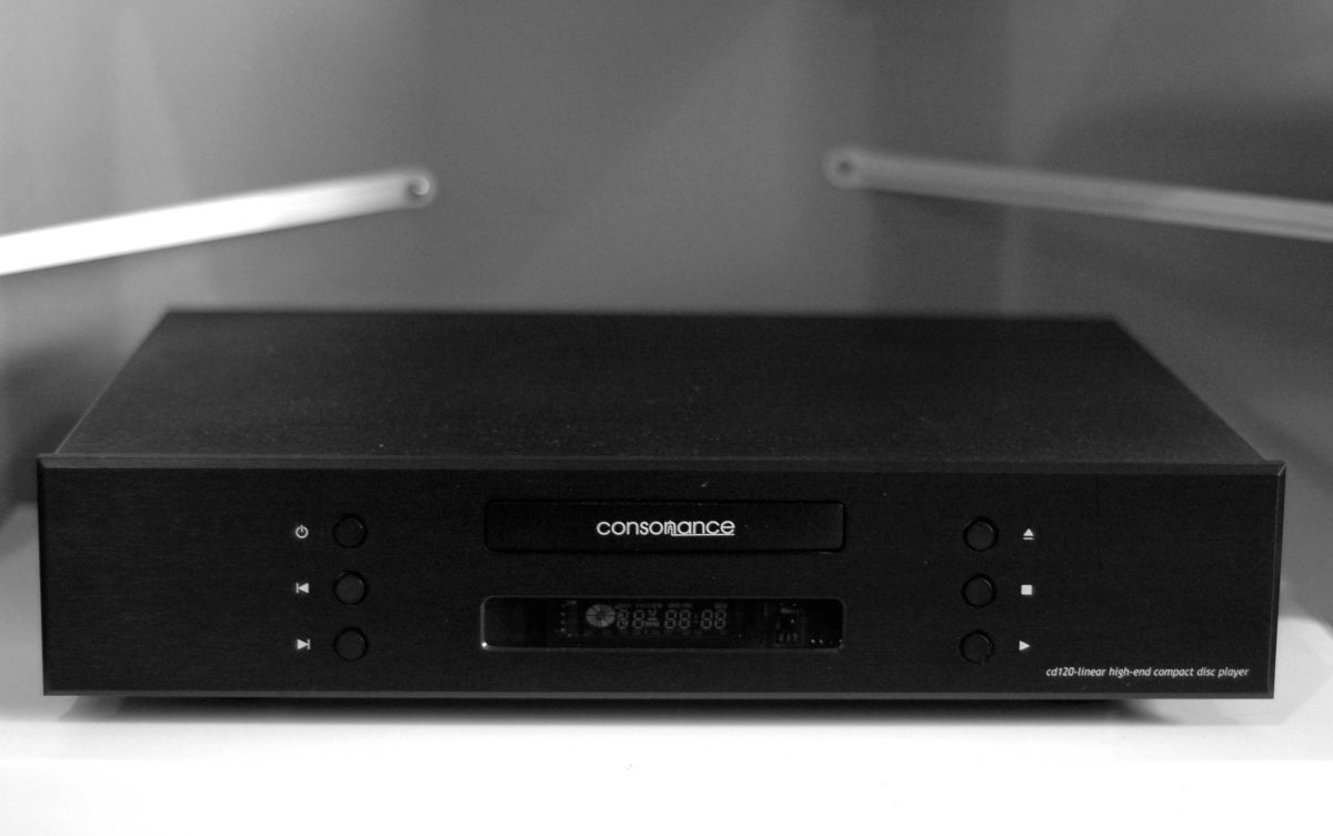 Consonance Cd 120 Linear Cd Player Stocked At Audio Counsel