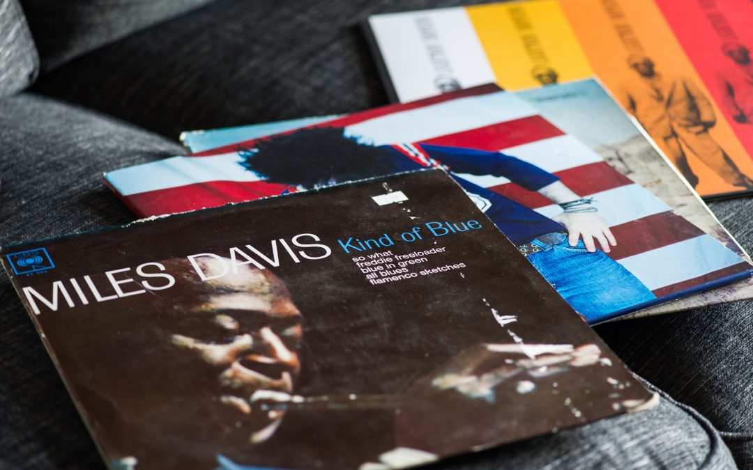 Vinyl Is Back…