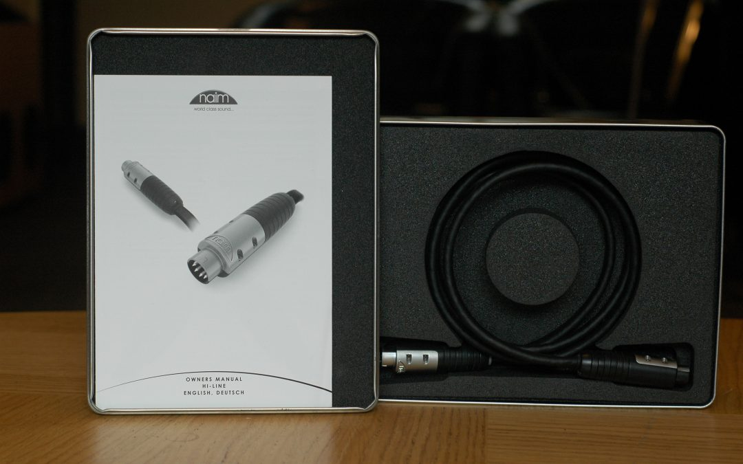 Naim Hi-Line Interconnect For Sale