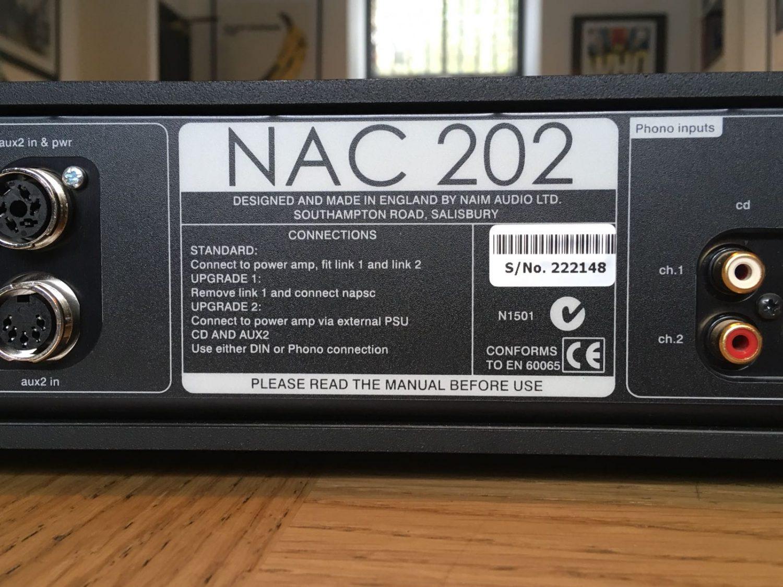nac 202