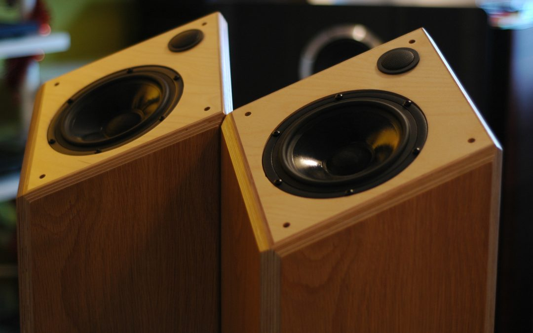 Shahinian Compass 2 Loudspeakers For Sale