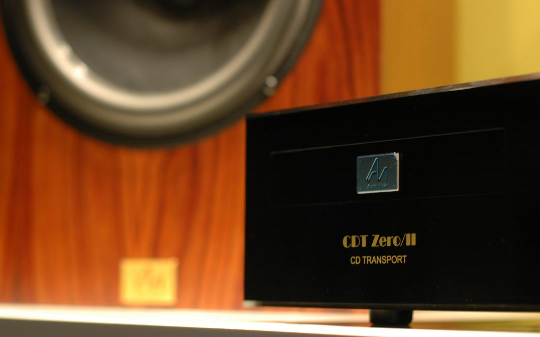 For Sale – Audio Note CDT/II Black