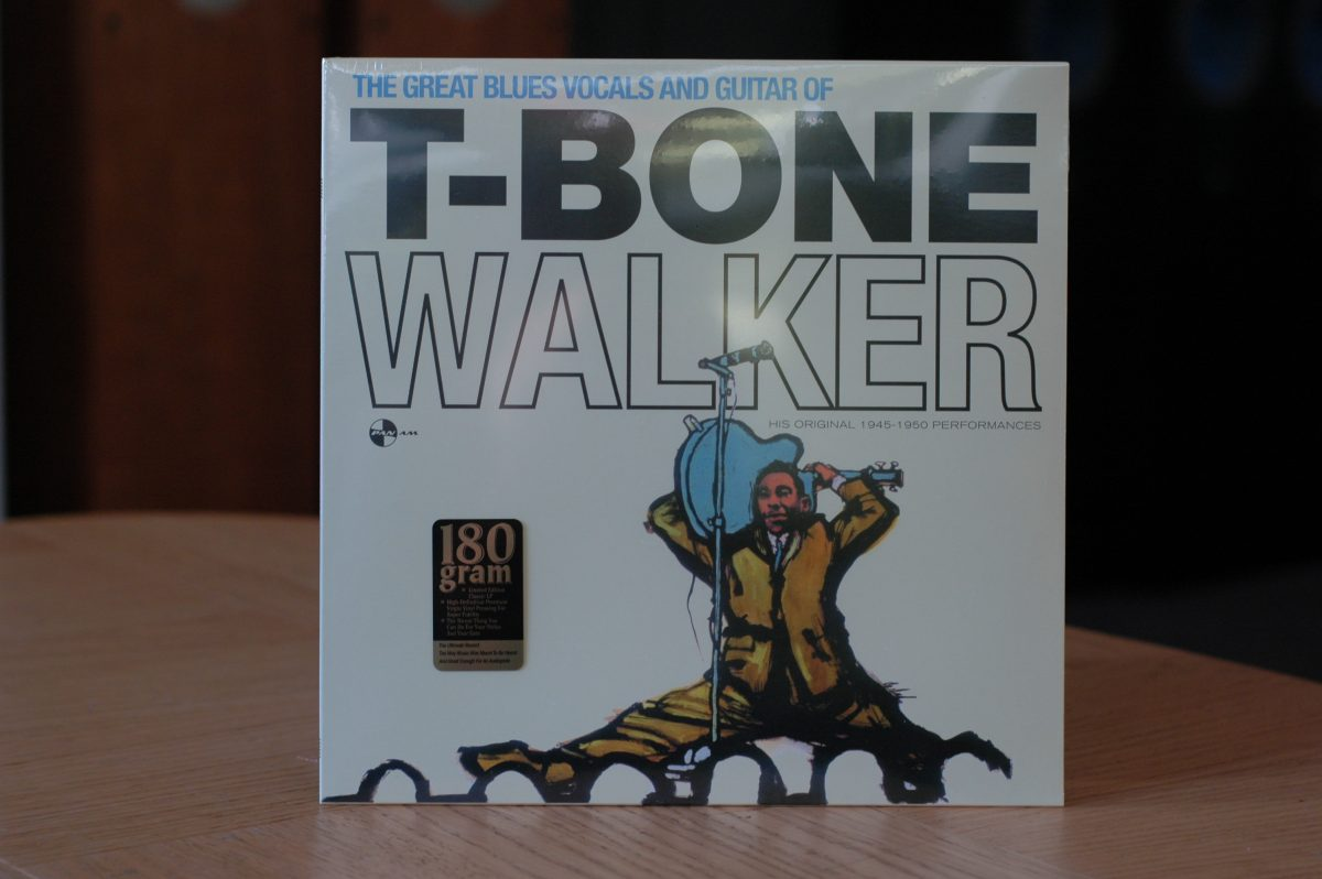 T-Bone Walker- The Great Blues Vocal and Guitar of