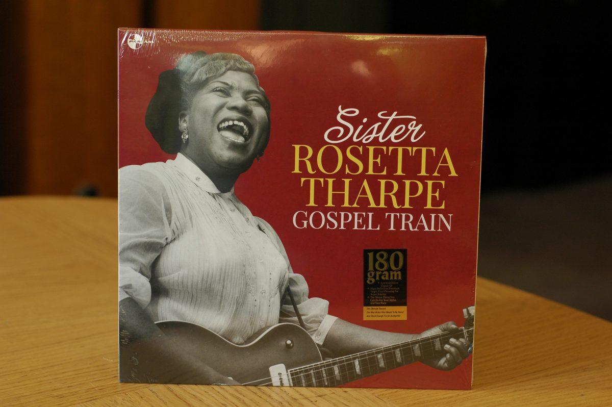 Sister Rosetta Tharpe- Gospel Train