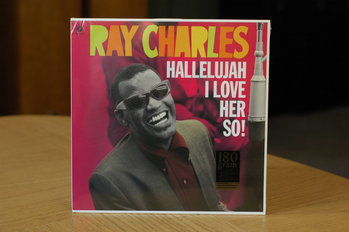 Ray Charles- Hallellujah I Love Her So