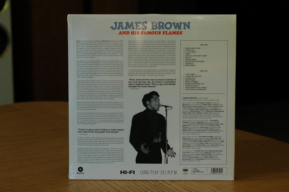 James Brown- (can you) Feel It!