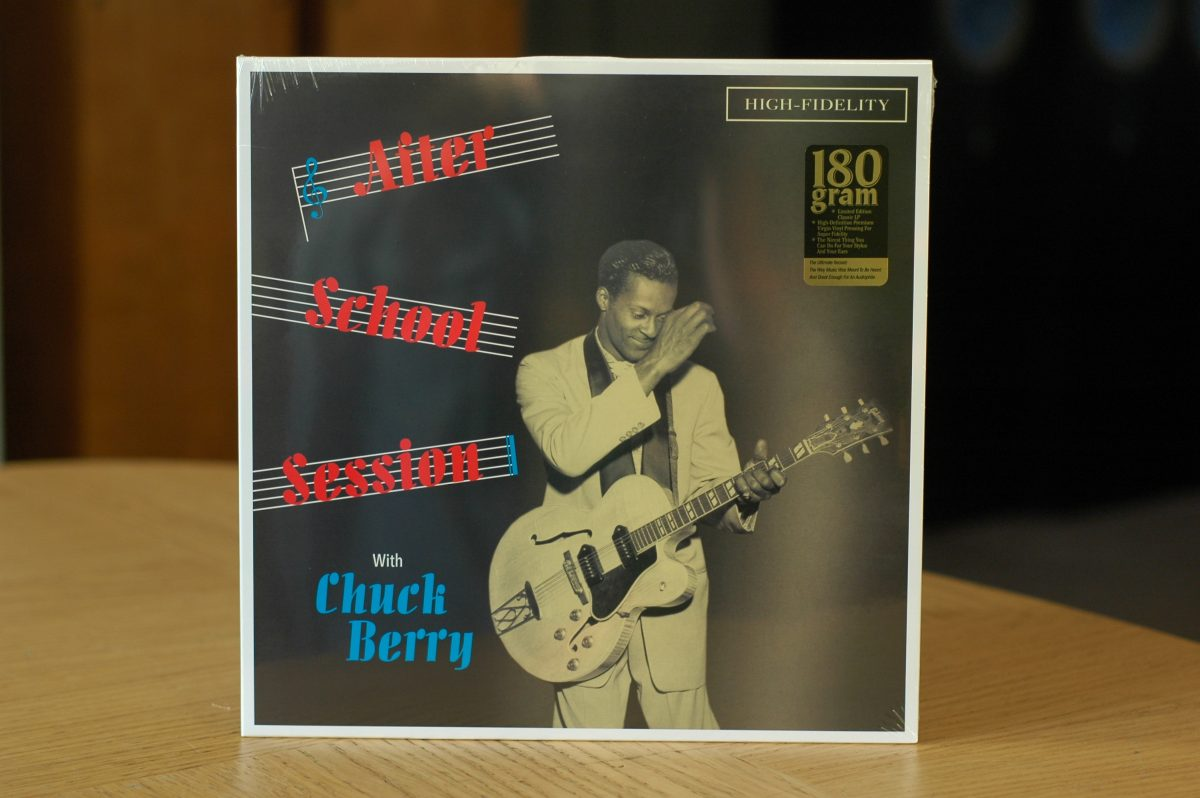 Chuck Berry- After School Sessions