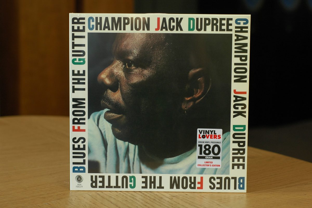 Champion Jack Dupree- Blues From The Gutter
