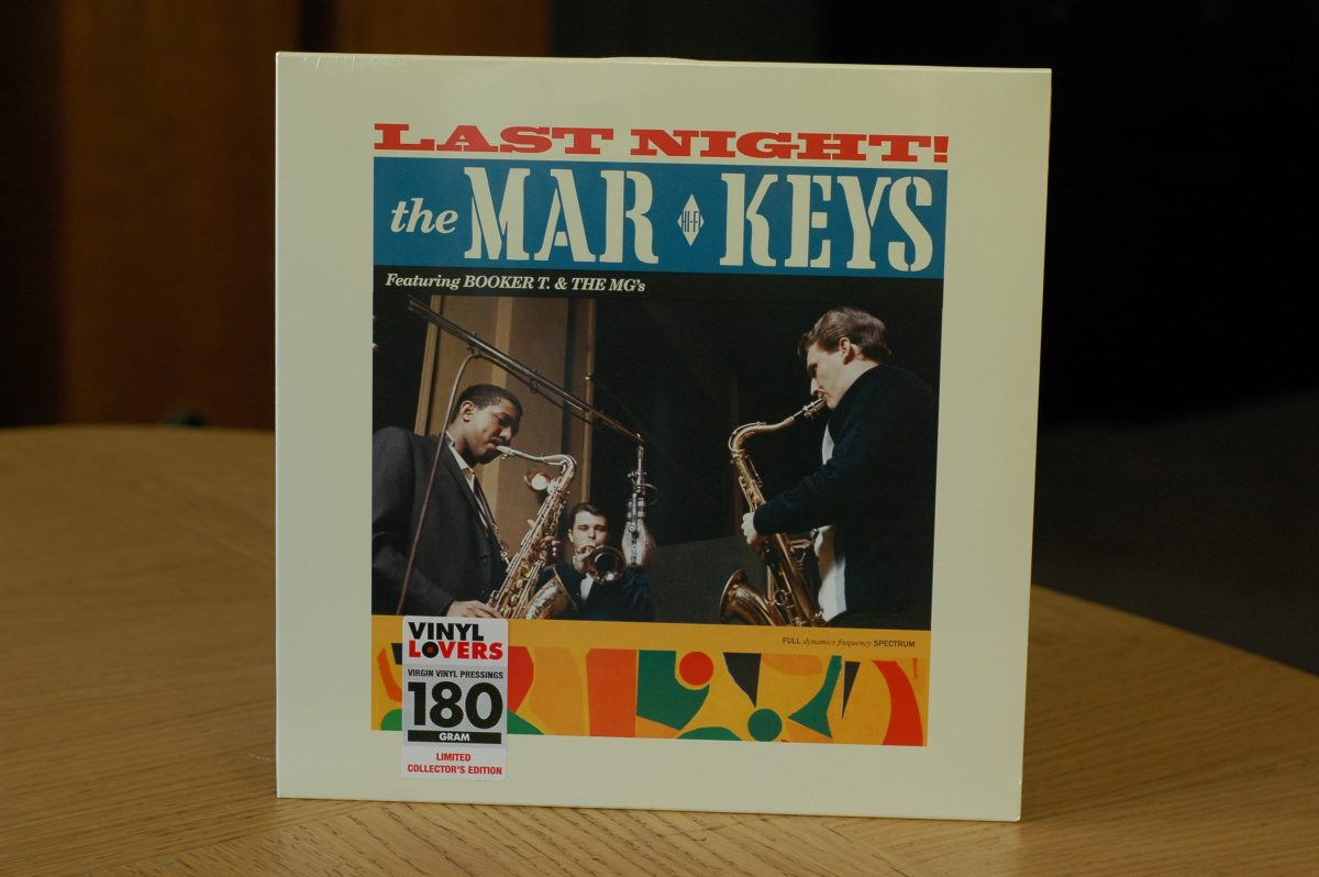 The Mar-keys- Last Night