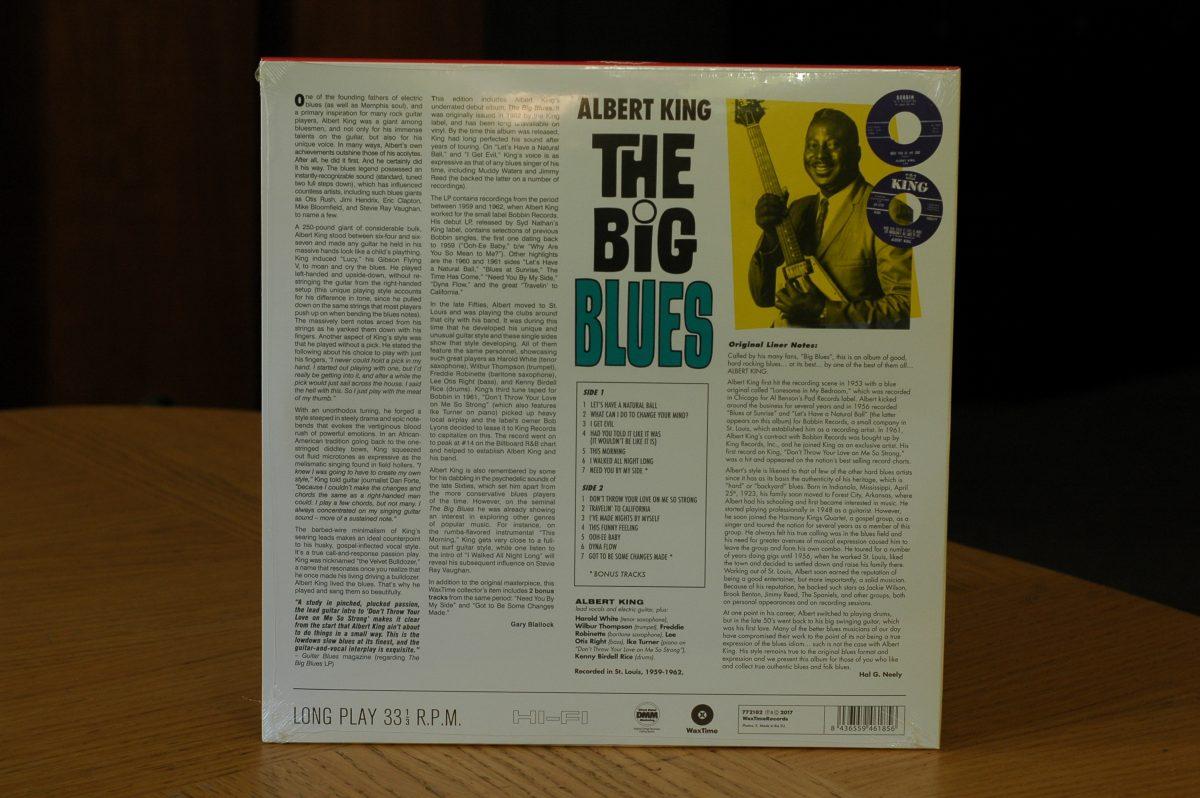Albert King- The Big Blues
