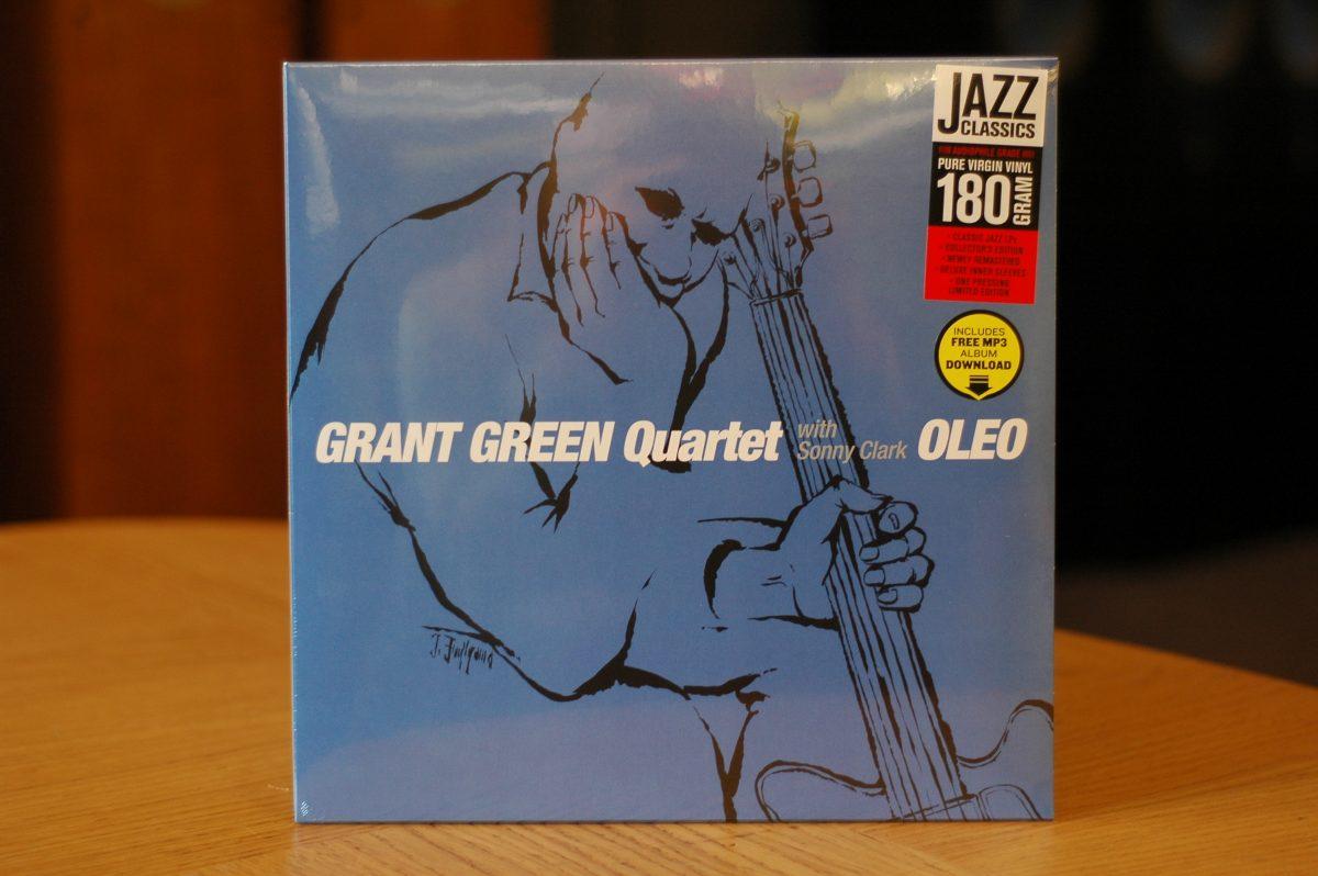 Grant Green Quartet with Sonny Clark- Oleo