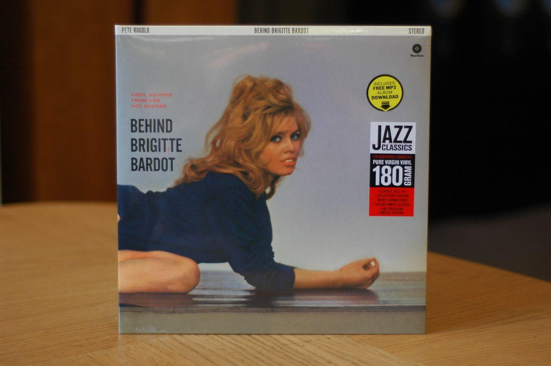 Pete Rugolo- Behind Brigette Bardot