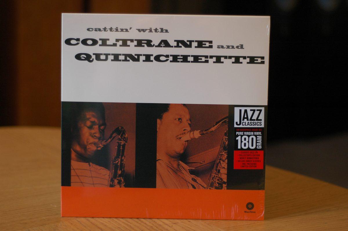 Cattin' with- Coltrane and Quinichette