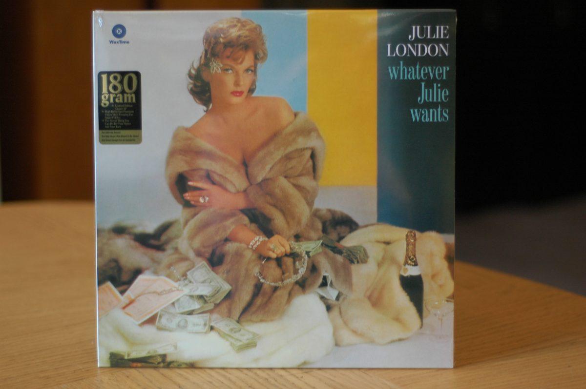 Julie London- Whatever Julie Wants