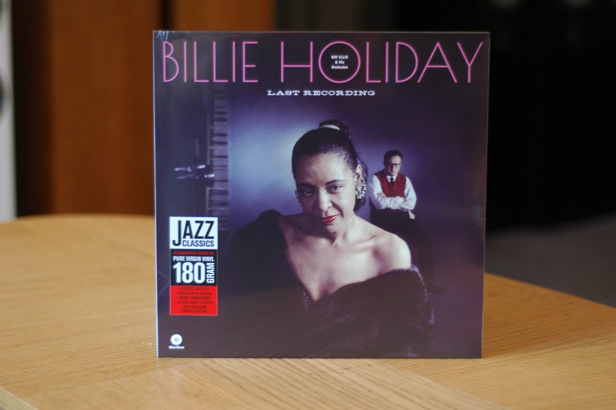 Billie Holiday/ Ray Ellis and his Orchestra- Last Recordings