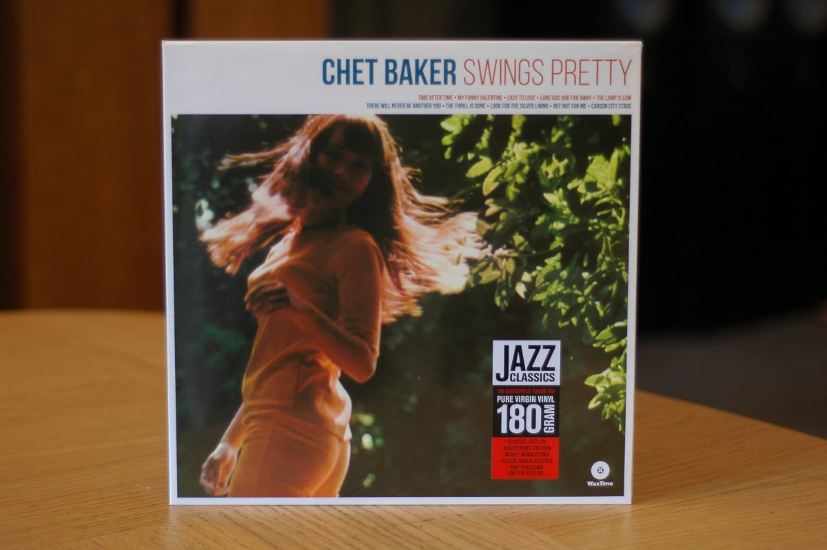 Chet Baker- Swings Pretty
