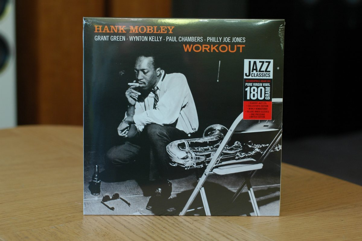 Hank Mobley- Workout