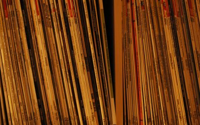 Check out our vinyl collection online