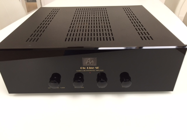 Audio Note Oto SE Line Level Integrated Amplifier For Sale