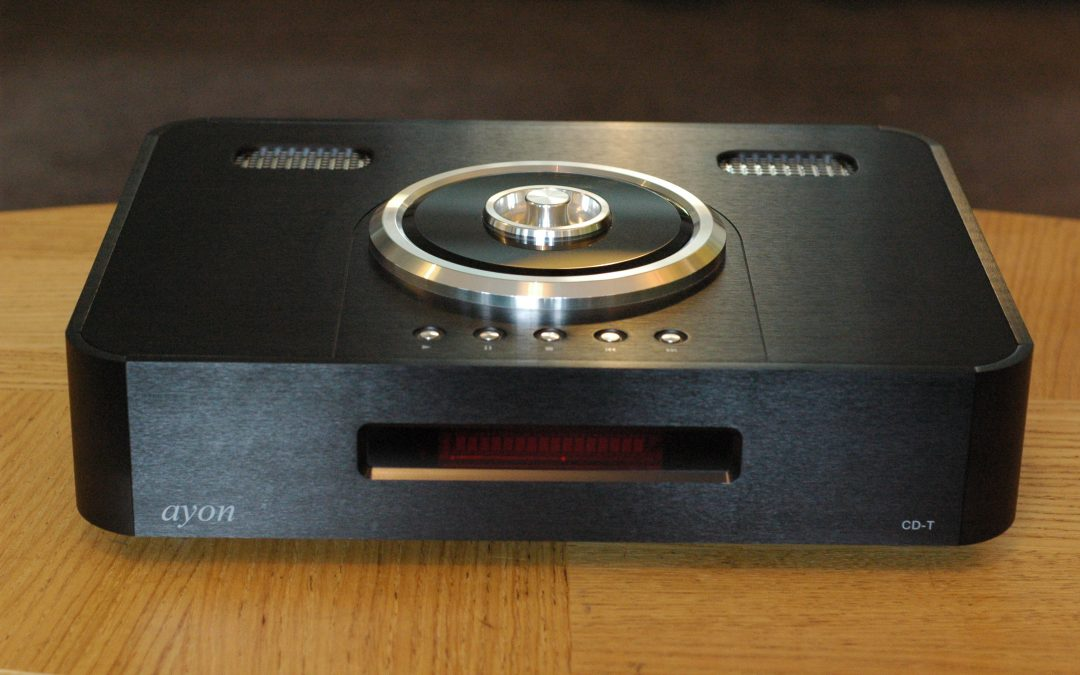For Sale – Ayon CD-T & Ayon Sigma DAC