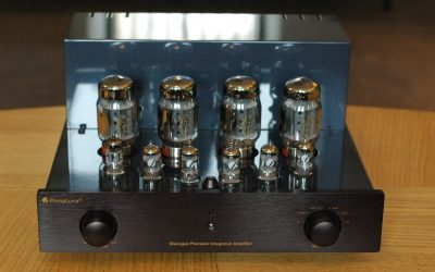 PrimaLuna DiaLogue Premium Integrated Amplifier – For Sale