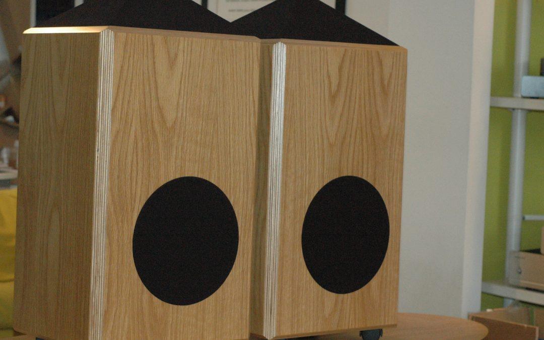 Shahinian Obelisk II Loudspeakers – For Sale