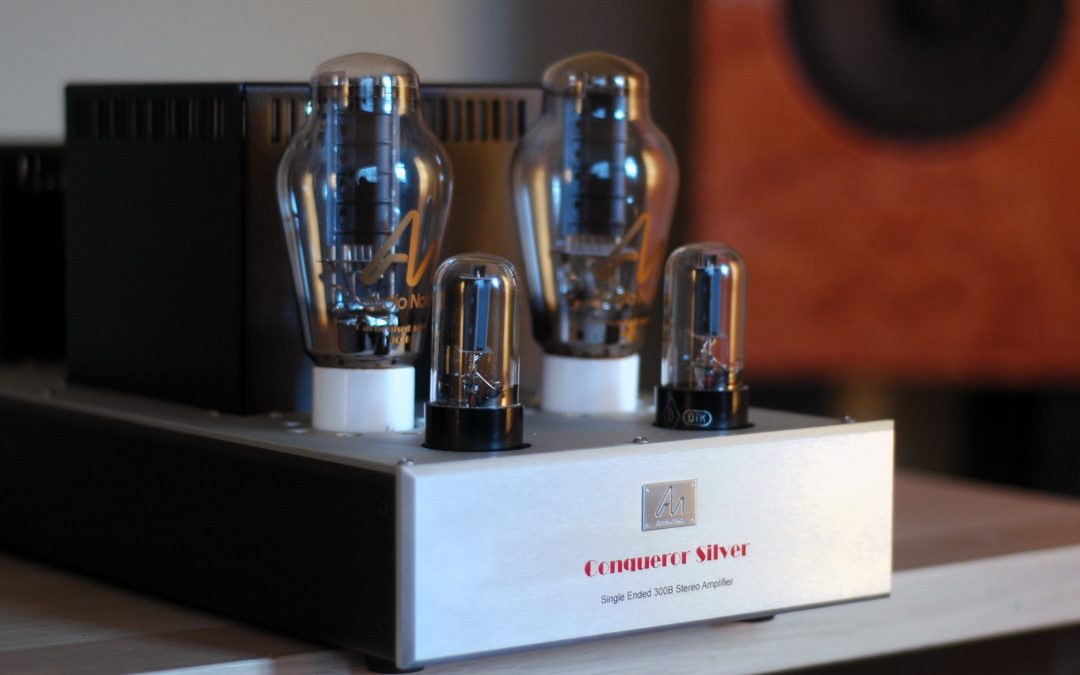 For Sale- Audio Note Conqueror Silver Power Amp