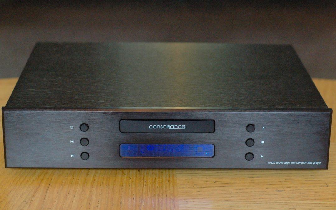 For Sale – Consonance CD-120 Linear CD Player