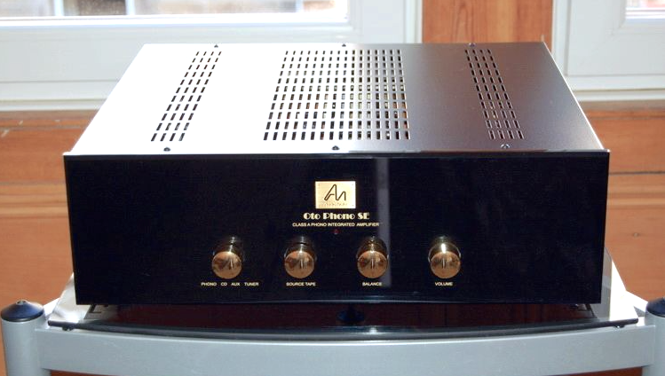 For Sale- Audio Note Oto Phono SE Integrated Amplifier