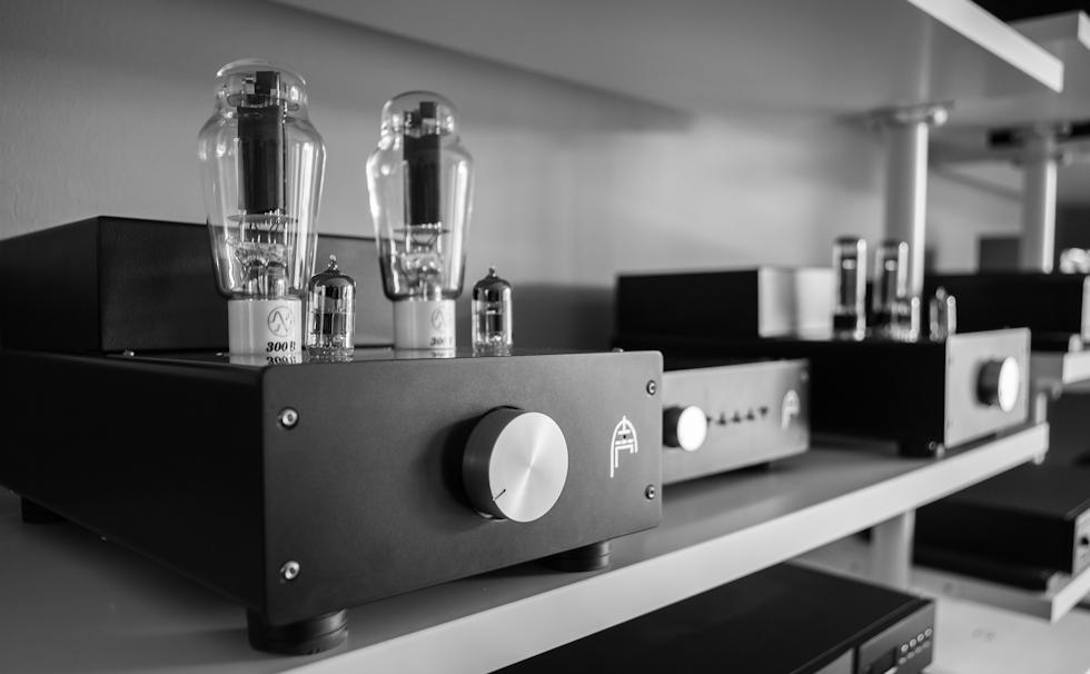 Audio Counsel - Audion Valve Amps