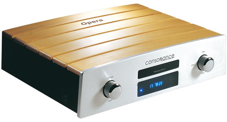Consonance CD 2.2 Linear