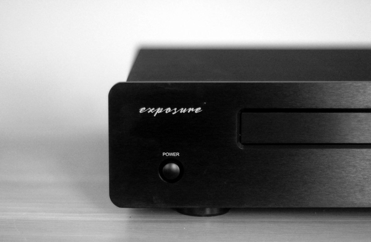 Exposure 1010 CD Player | 1010 Series | Audio Counsel