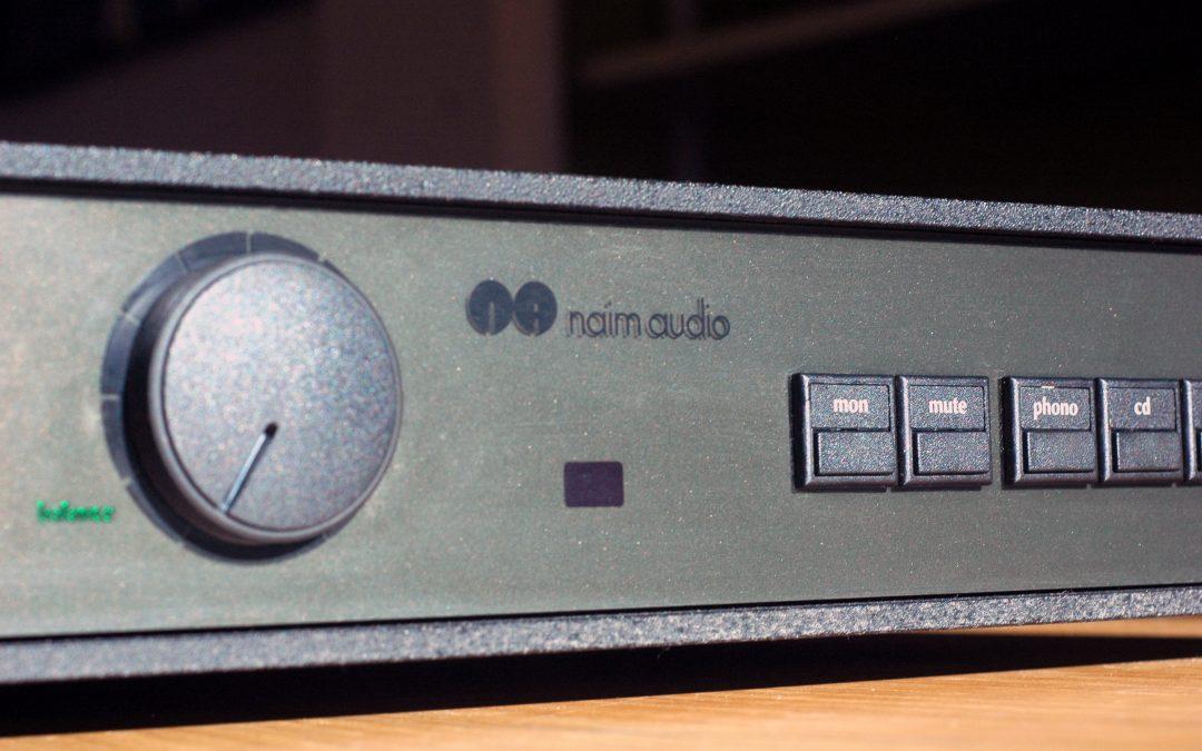 Naim Nac 102 Pre Amplifier For Sale