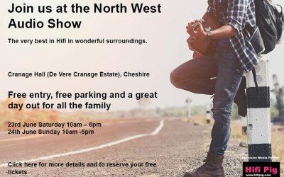 North West Audio Show 2018