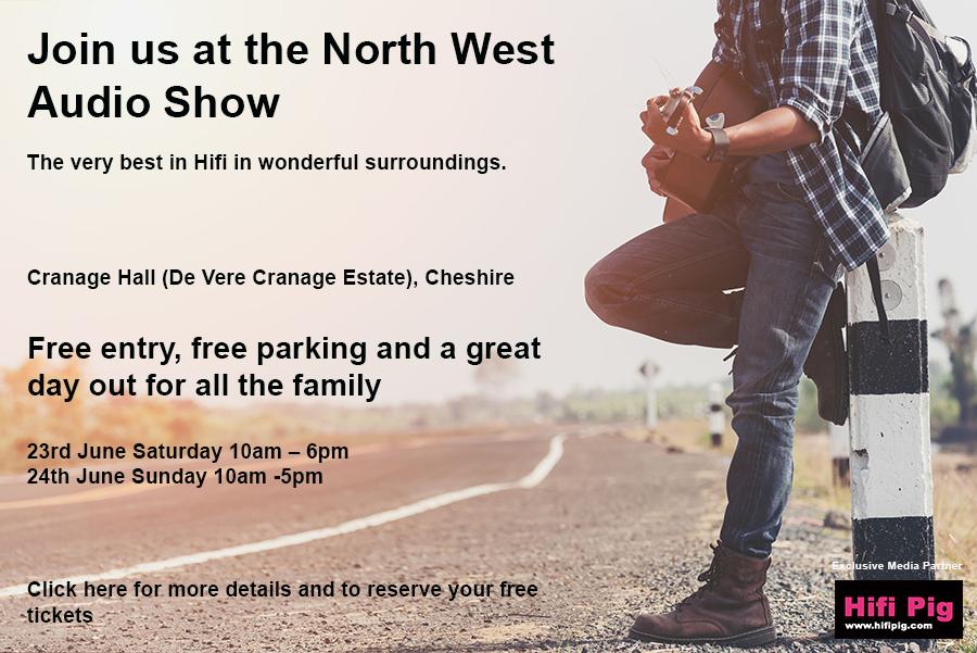 North West Audio Show 2018