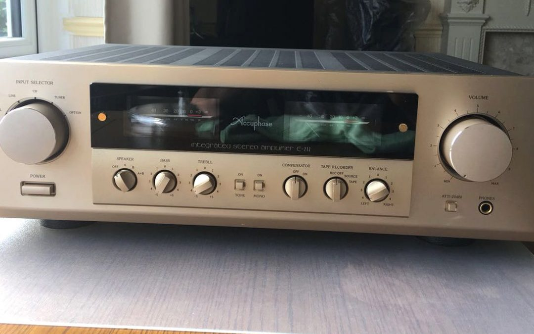 For Sale-Accuphase E-212 Integrated Amplifier