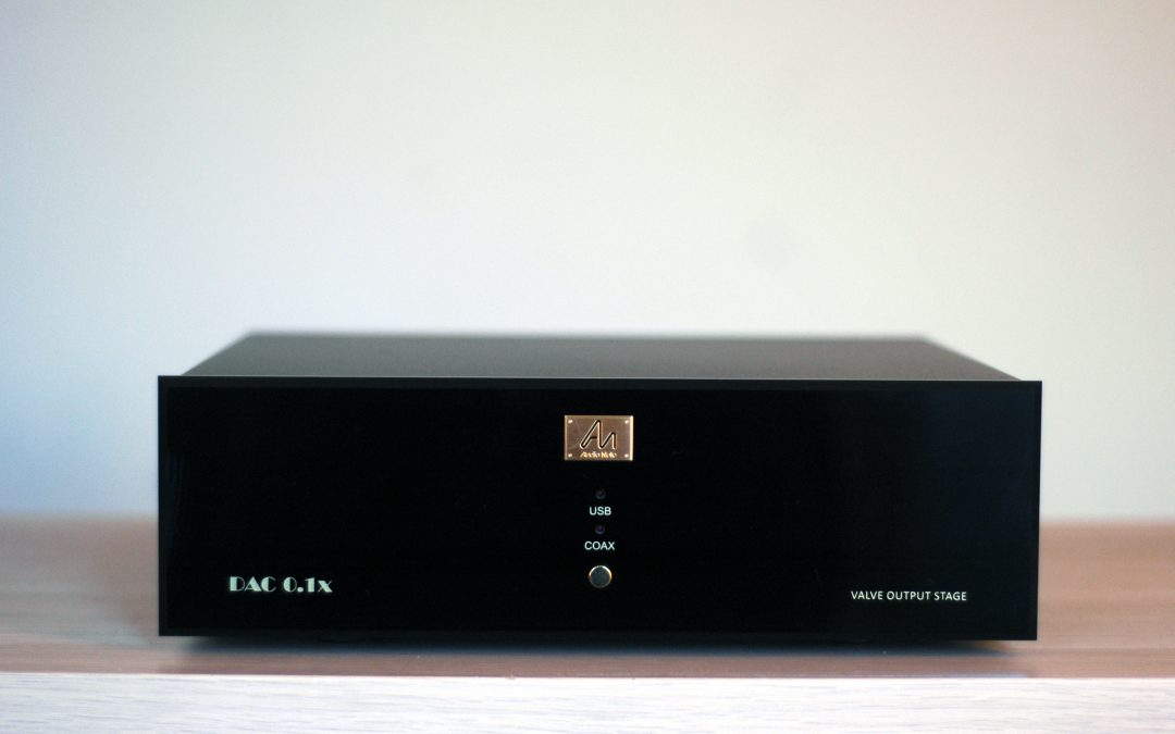Audio Note DAC 0.1x Review