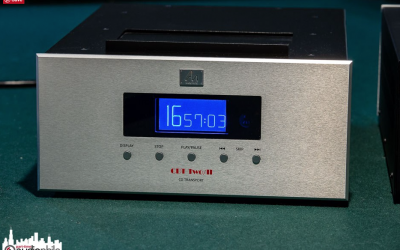 Audio Note CD-T Two/II CD Transport Review