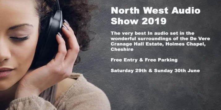 North West Audio Show 2019 at Cranage Hall
