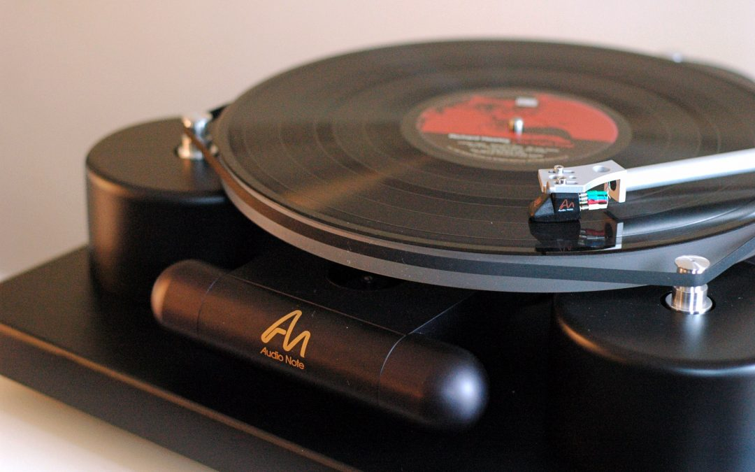 Audio Note TT3 Turntable reviewed….