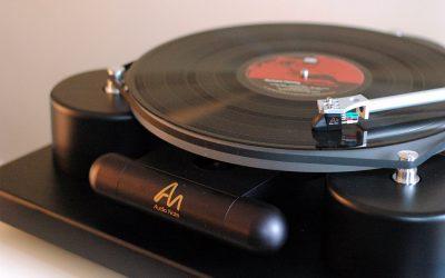 Audio Note TT3 Turntable reviewed….