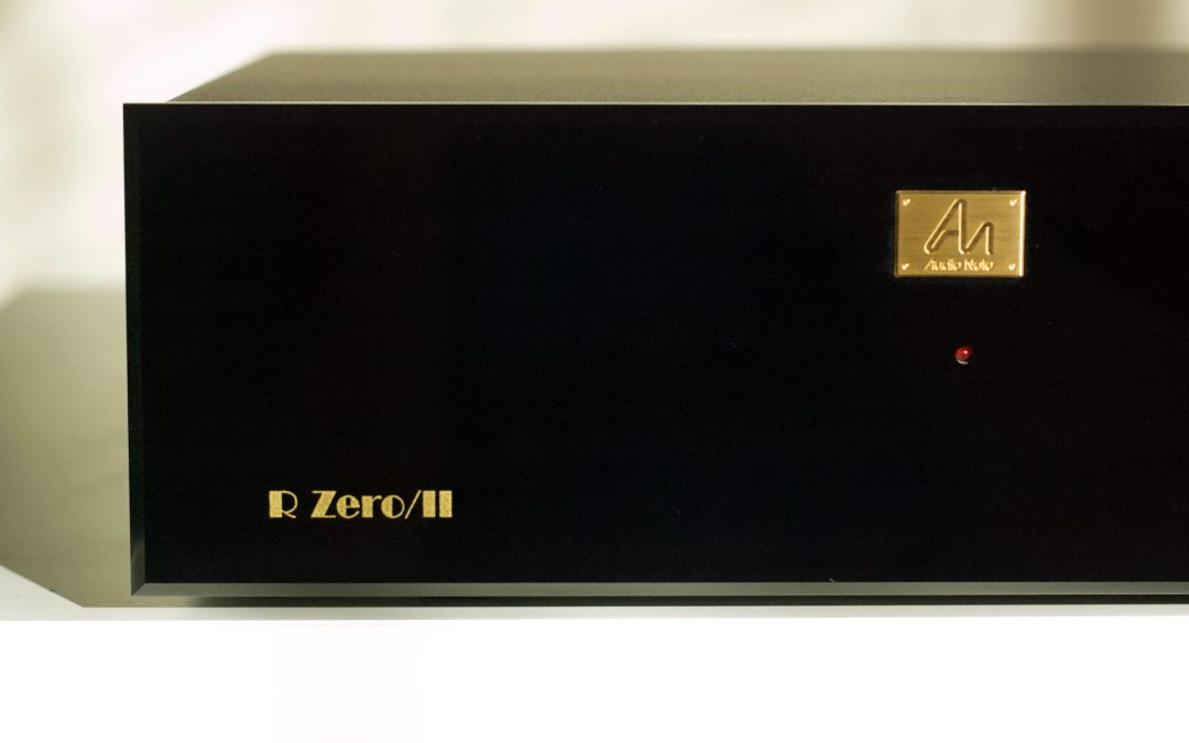 REVIEW: Audio Note R Zero/II Valve Phono Stage