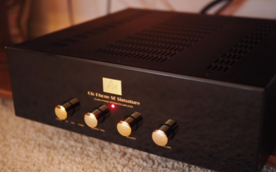 Audio Note Oto Integrated Amplifier reviewed…..
