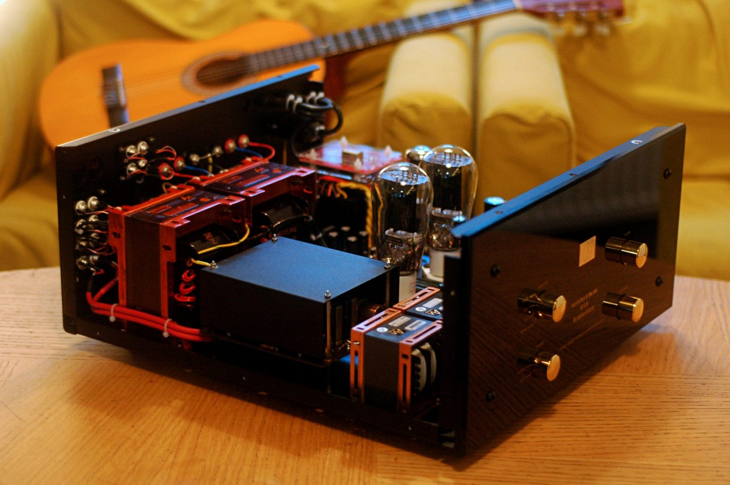 Audio Note Meishu Tonmeister integrated Amplifier