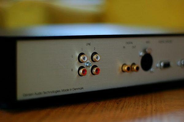 Densen B-440 CD Player