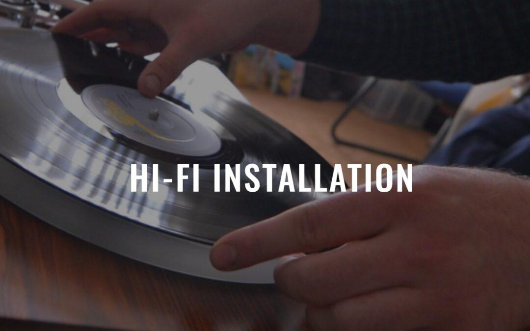 Customer Installation Video